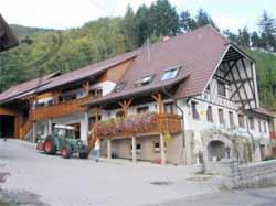 Fachwerkhäuser im Nordschwarzwald
