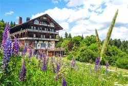 Waldhotels im Nordschwarzwald