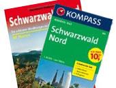 Reiseführer & Karten - Nordschwarzwald